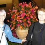 Sandie and Lorraine