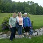 Lisa, Lorraine and Sandie